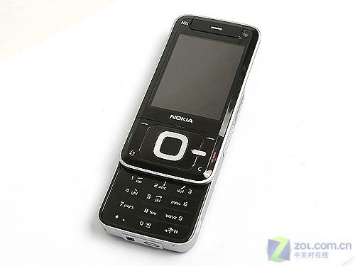 潮人最爱 诺基亚游戏手机N81仅售1500