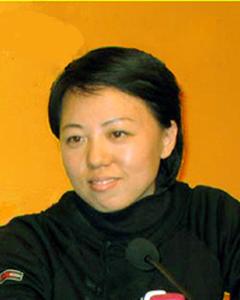 中国新闻周刊执行主编靳丽萍(资料图)