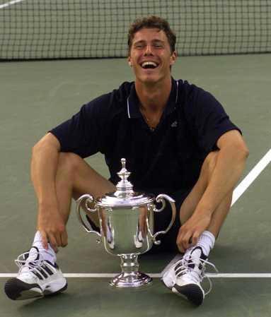 2000年美网夺冠