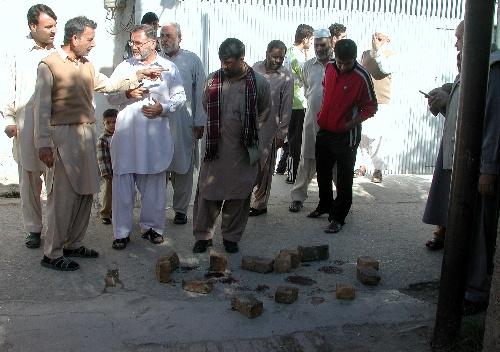 伊朗驻巴基斯坦白沙瓦领事馆发言人遭枪击身亡