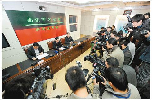 南京婴儿死亡事件:医生失职被开除并吊销执业证书(图)