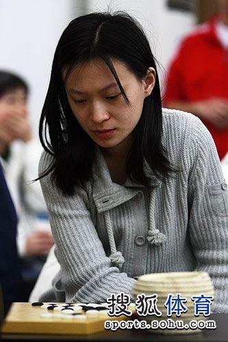 唐奕代表上海参赛