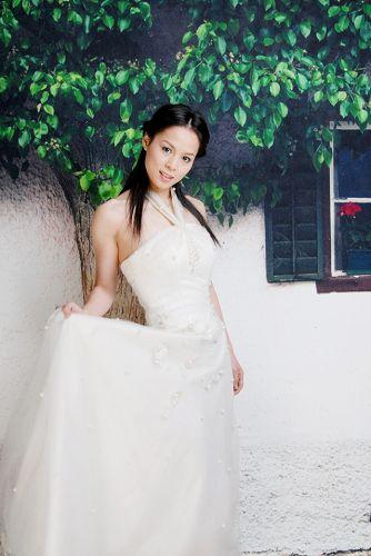 白裙好似小龙女