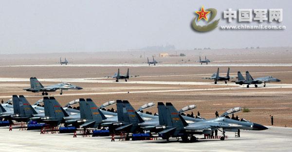 美专家称只有5分钟内摧毁机场才能遏制空军