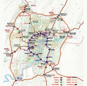 重庆内外27收费站全拆 内外环间将成重要居住区