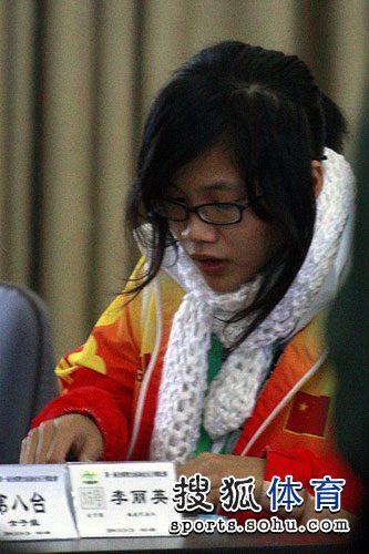 图文:智运会五子棋个人赛