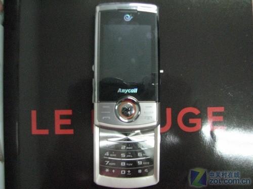 小巧精致C网手机 三星F689仅售1550元