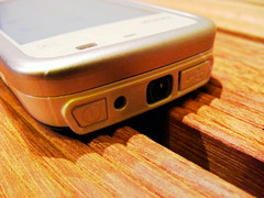 酷炫触控S60智能机 诺基亚5230行货上市