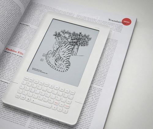 iriver story电子书精美图展
