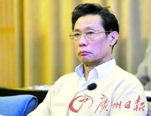 昨日钟南山表示对部分地区掩瞒甲流死亡病例十分反感。记者乔军伟 摄