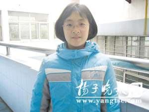 """别看方瑞琳小小年纪,人家的目标是中国""""巴菲特""""。薛玲 摄"""