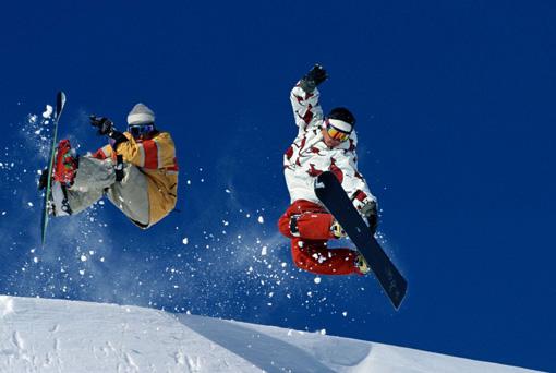 国内最佳十大滑雪胜地