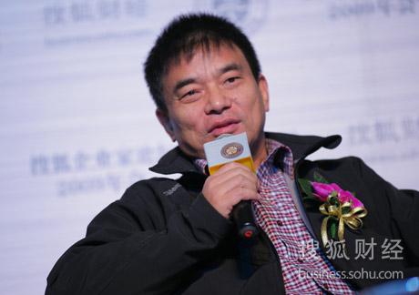 新希望集团董事长刘永好(刘丹摄)