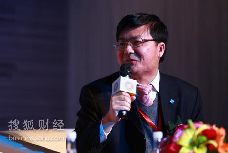 长江商学院教授周春生(唐怡民摄)