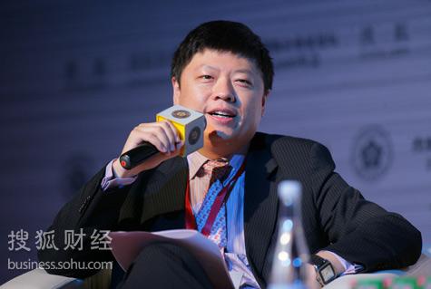 易凯资本有限公司首席执行官王冉(刘丹摄)