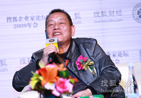 温商创业董事长温邦彦(唐怡民摄)