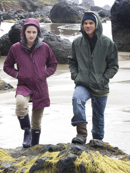 贝拉的hunter雨靴