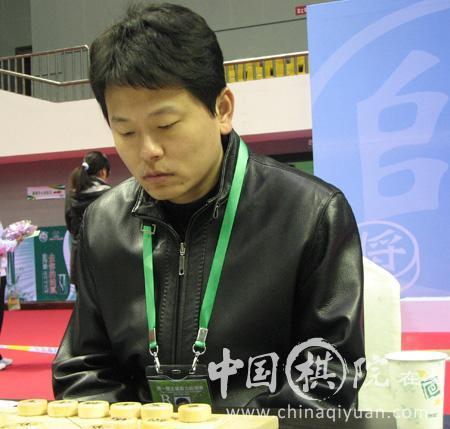 特级大师洪智回归湖北后,首次代表家乡比赛