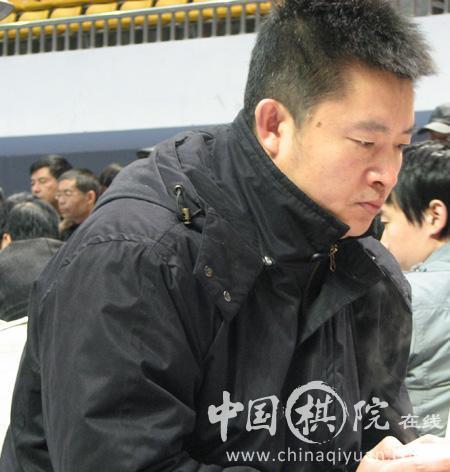 张晓平代表的是黑龙江队