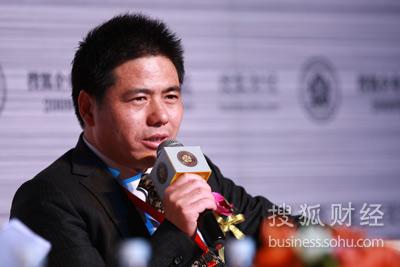 远东控股董事长蒋锡培
