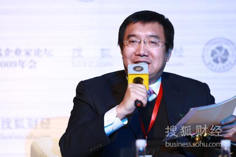 北大纵横董事长王璞