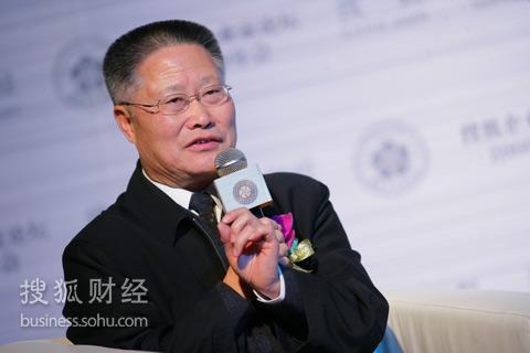 商务部国际贸易经济合作研究院研究员王志乐(刘丹摄)