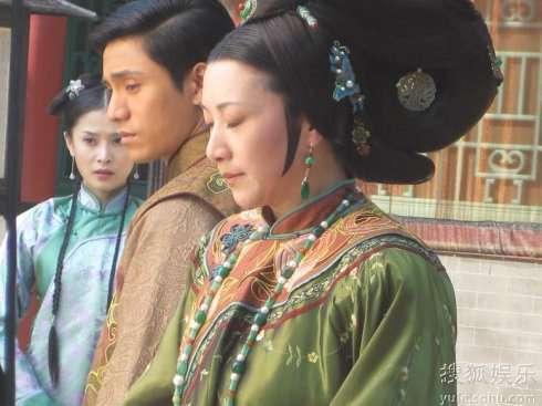 陈坤王静演母子