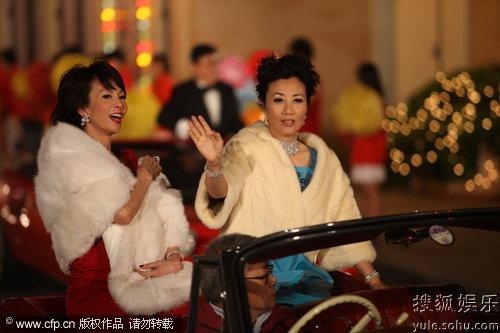 av按摩棒头套图:TVB晚会郑裕玲汪明荃两位美女主持出场-搜狐娱乐電腦截圖按鍵