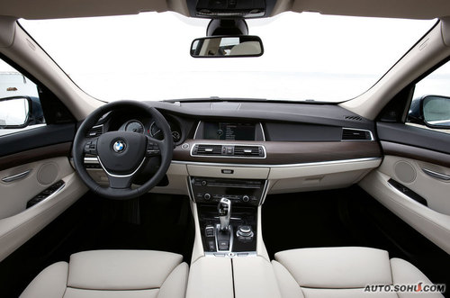 宝马 5系GT 壁纸 外观 图片