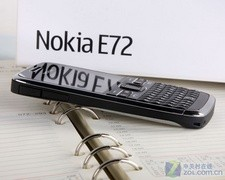 细节升级性能提升达56% 诺基亚E72评测