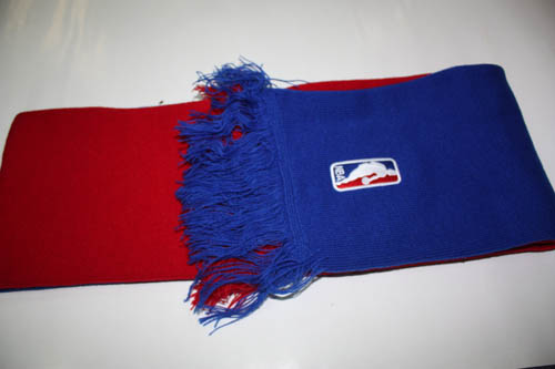 NBA精美针织围巾
