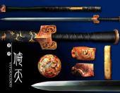 组图:新版《三国》兵器谱大揭秘之曹操倚天剑