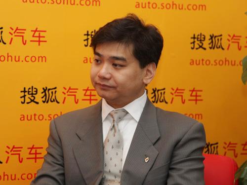 东风日产执行总裁陈国章