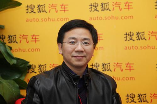 东风柳州汽车有限公司总经理助理、销售公司总经理姚利文先生