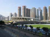 09东亚运动会自行车比赛场馆 香港将军澳体育馆