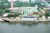 东亚运动会赛艇比赛场馆 沙田赛艇中心准备就绪