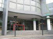 东亚运动会壁球比赛场馆 香港公园体育馆外景图