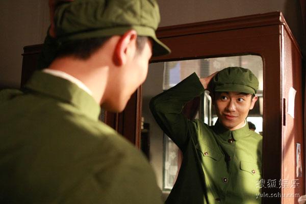 图:电视剧《爱在苍茫大地》精彩图集 - 71