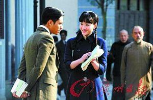 李小冉和陈坤对手戏受网友欢迎