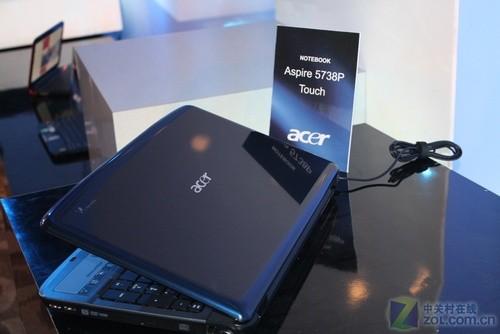 无须鼠标和触控板 宏�推出触屏笔记本