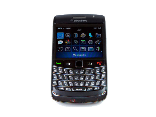 Bold全面升级 黑莓最新旗舰9700今上市