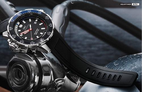 海洋时计深海二号潜水员腕表