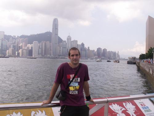 发现广州第三季 活力之旅选手 Gabrijel