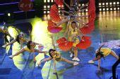 图文:亚运啦啦队选拔广州站 演绎美丽