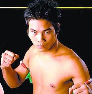 泰国拳王考克莱