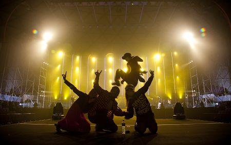 仓木麻衣演唱会的舞台会延伸至内场
