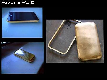 黄金钻石打造尊贵iPhone 价值320万美金