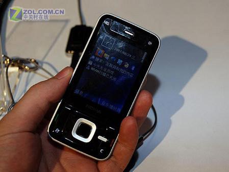 昔日游戏王者 诺基亚N81如今只需1800元