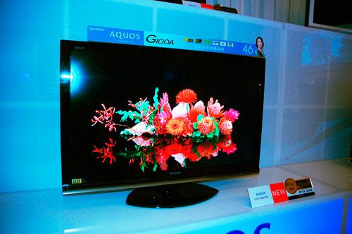 G100A系列电视(点击小图看大图)