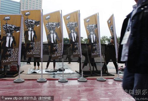 第46届台湾金马奖:大幅海报
